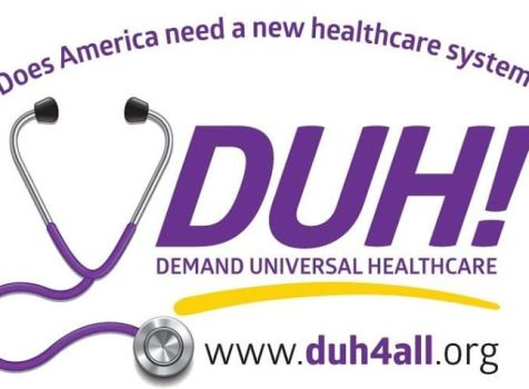 I'm very proud to receive the endorsement of DUH – …