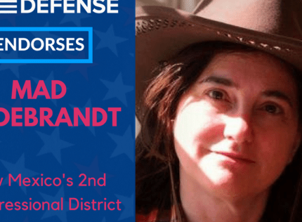 Mad Hildebrandt for Congress updated their profile …