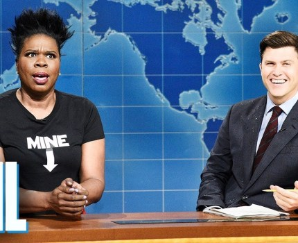 1. Watch.       2. Do you agree with Leslie Jones?
