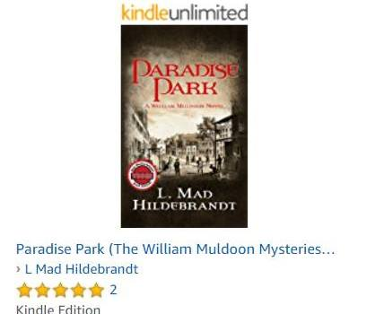PARADISE PARK has hit number THIRTEEN on the …