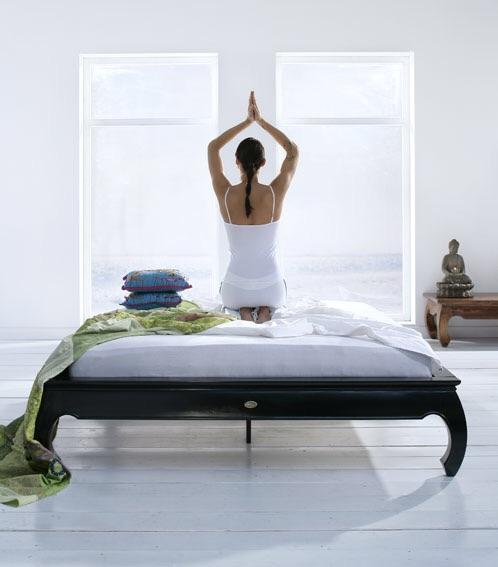 Meditación en la cama