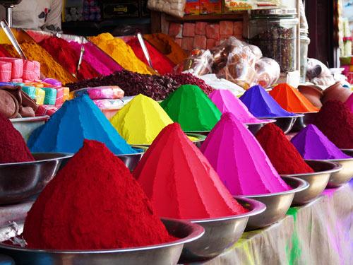 Los colores y la cromoterapia