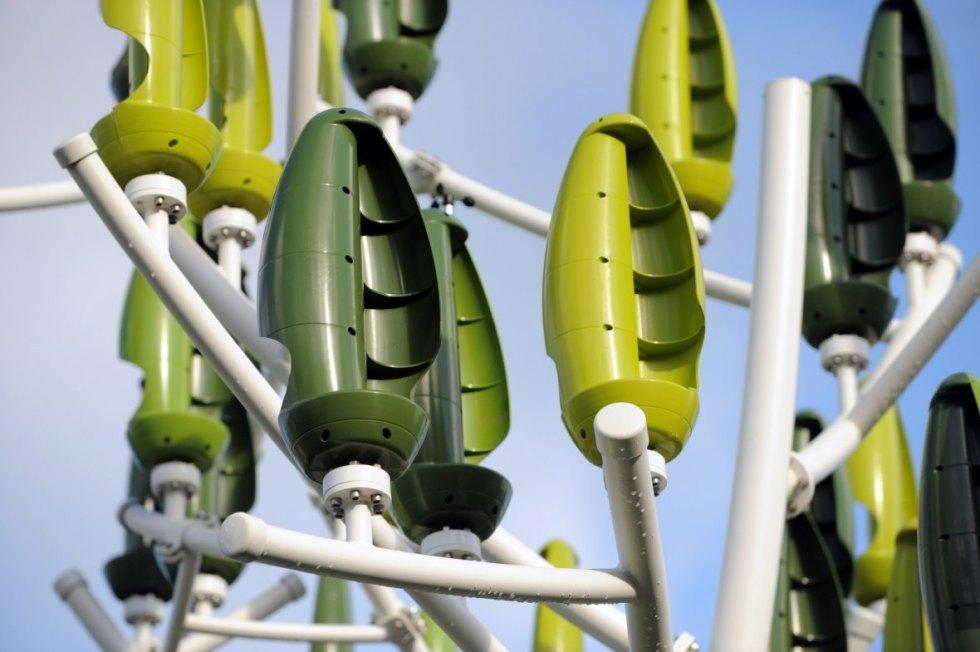 Wind Tree es una solución de la compañía francesa New Wind