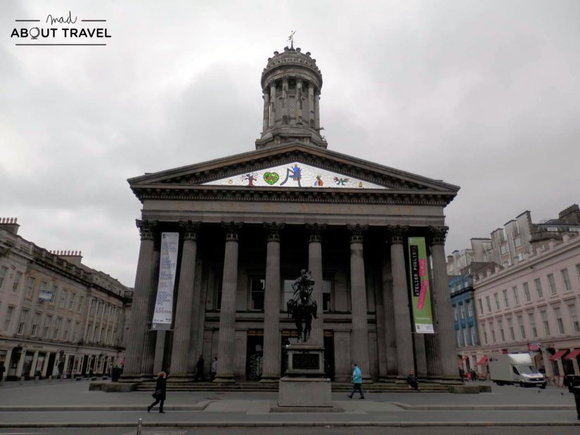 Galería de Arte Moderno de Glasgow
