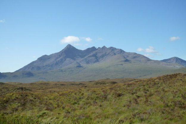 Montes Cuillin en Skye