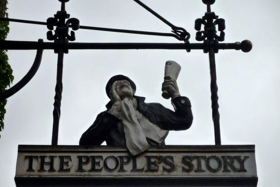 The People's Story Museum, Edinburgh
