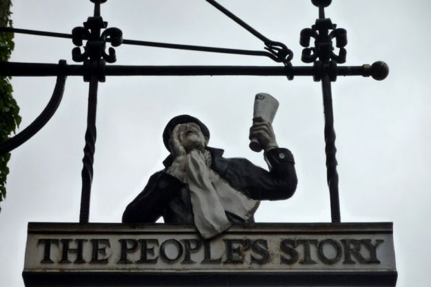 The People's Story Museum, Edinburgh
