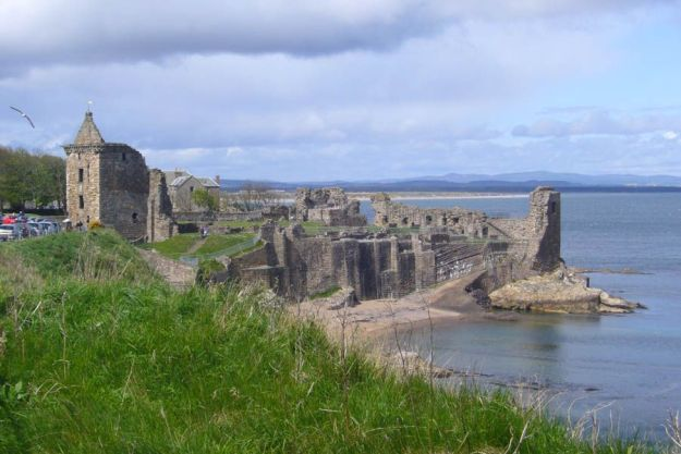 Castillo de Saint Andrews
