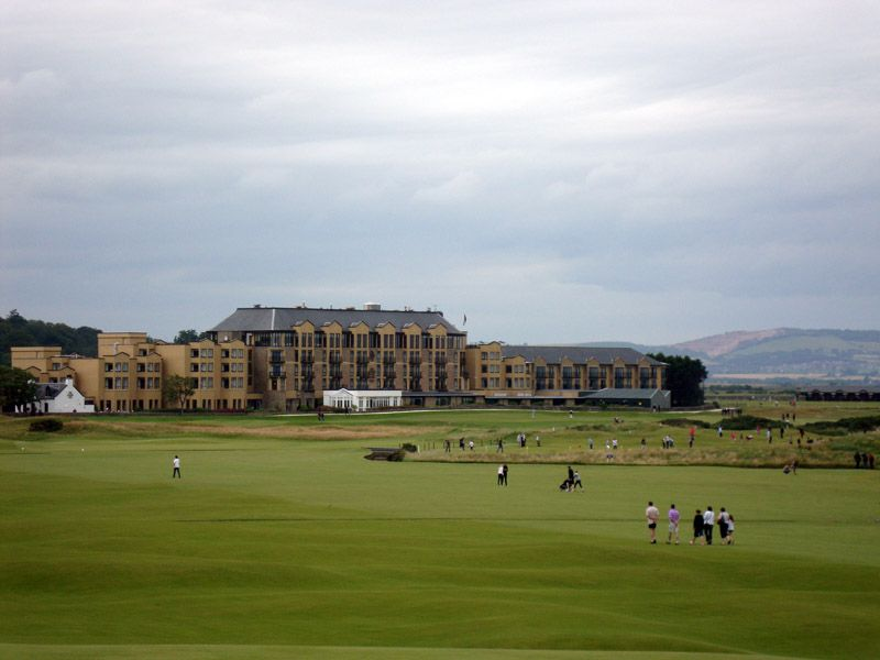 Campo de golf de Saint Andrews