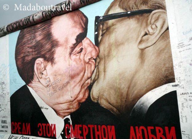 Mural de la East Side Gallery, Berlín