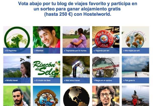 Mejor Blog de Viajes Hostelworld