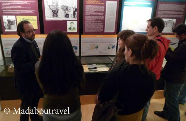 Visita guiada al Museo de la Cuchillería, Albacete