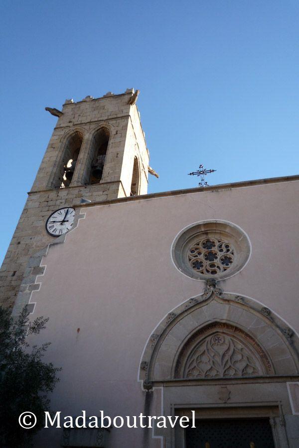 Iglesia Parroquial de Sant Julià en Argentona
