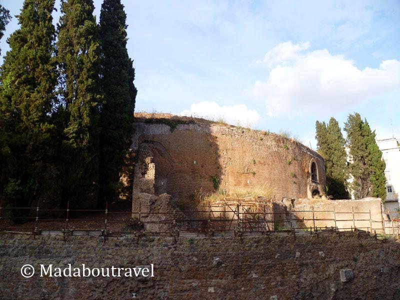 Mausoleo de Augusto en Roma