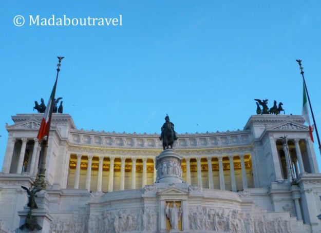 Monumento a Vittorio Emanuele II, Roma