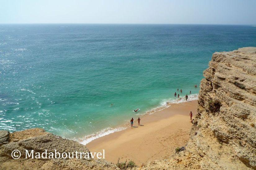 Playa en Barbate
