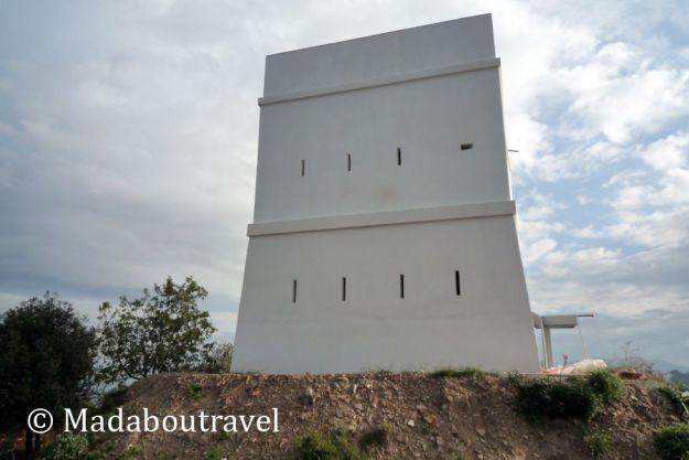 Torre del Telégrafo de Montornès del Vallès