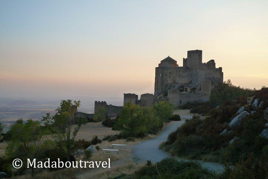 Castillo románico de Loarre