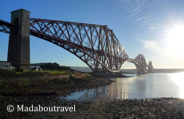 Forth Bridge desde North Queensferry