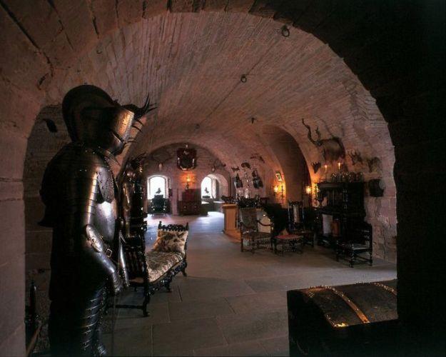 La cripta, un lugar lleno de misterios