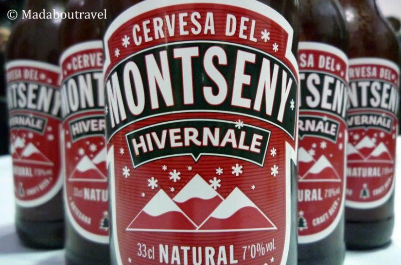 Cerveza del Montseny Hivernale
