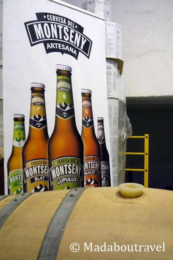 Visita a la fábrica de Cerveza Artesana del Montseny