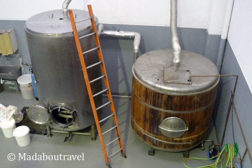Fábrica de Cerveza Artesana del Montseny