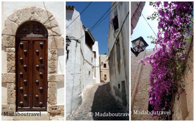 Detalles de Dalt Vila, Ibiza