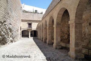 Rincón de Dalt Vila en Ibiza