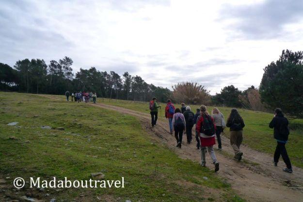 Ruta senderista per Santa Agnès de Malanyanes