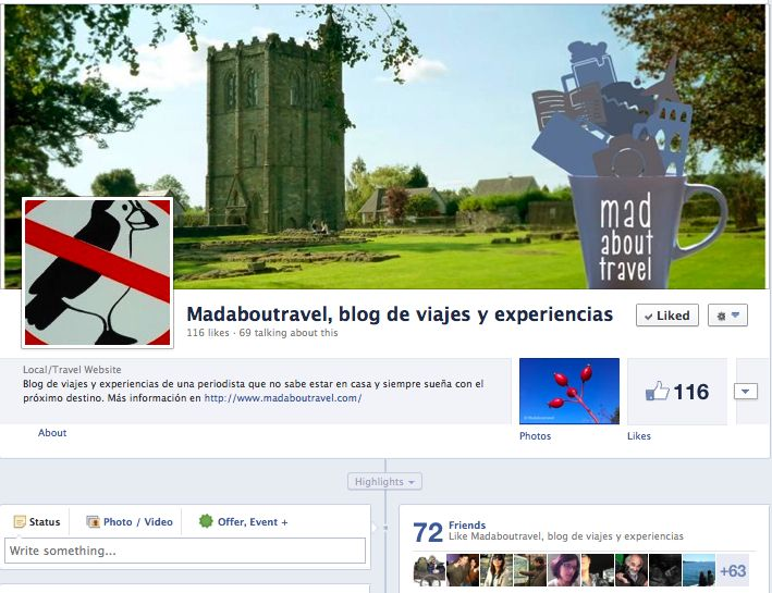 Madaboutravel en Facebook