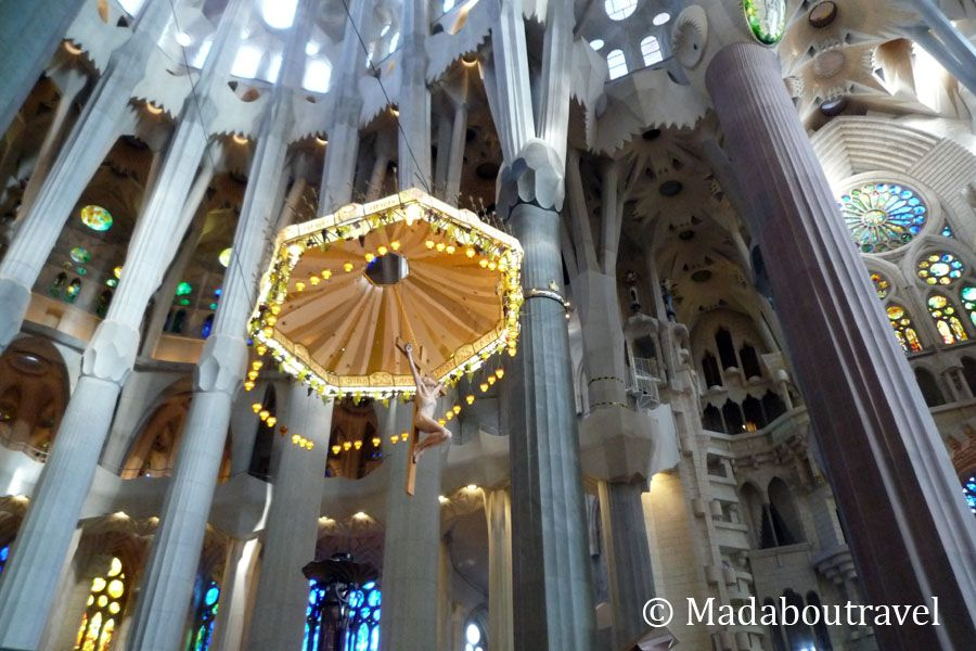Visita a la Sagrada Familia de Barcelona (5/6)