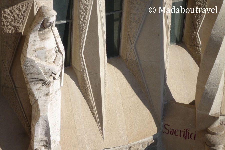 Visita a la Sagrada Familia de Barcelona (6/6)