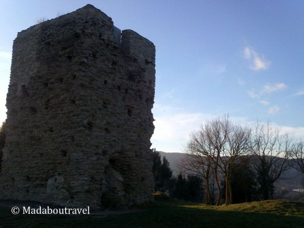 Torre del Castillo de Tona