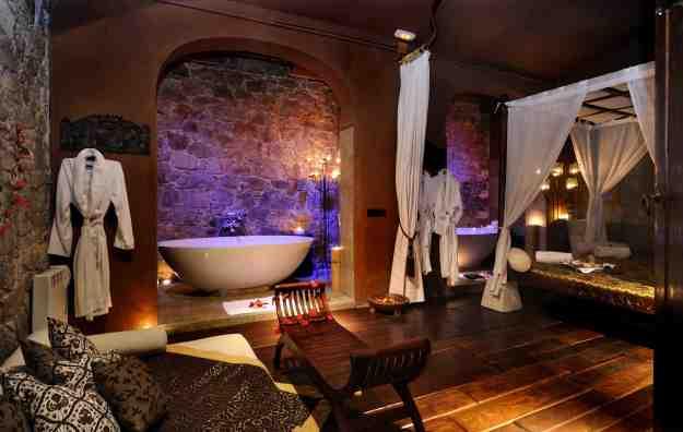 Espacio de masajes y relajación en Bali Spirit Spa