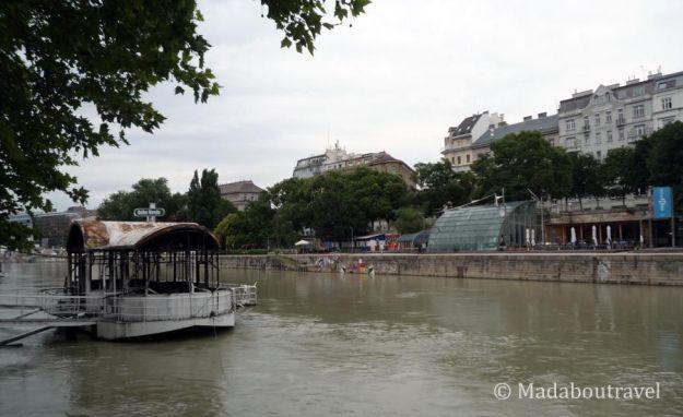 Donaukanal, Viena