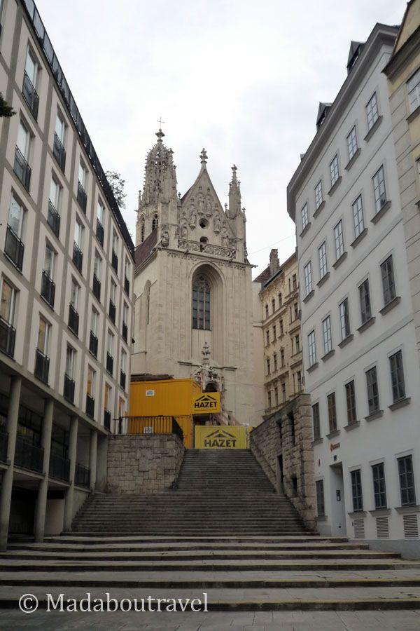 Iglesia de Maria Am Gestade, Viena