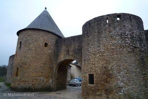 Puerta de Sierck, Rodemack