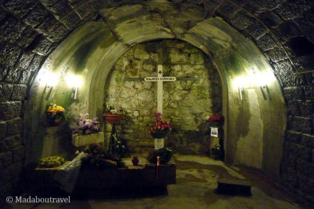 Cementerio alemán en el Fuerte de Douaumont