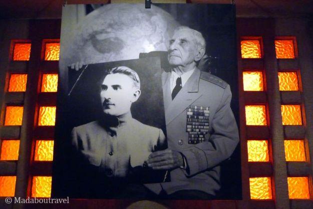 Exposición de fotografía en el Osario de Verdún