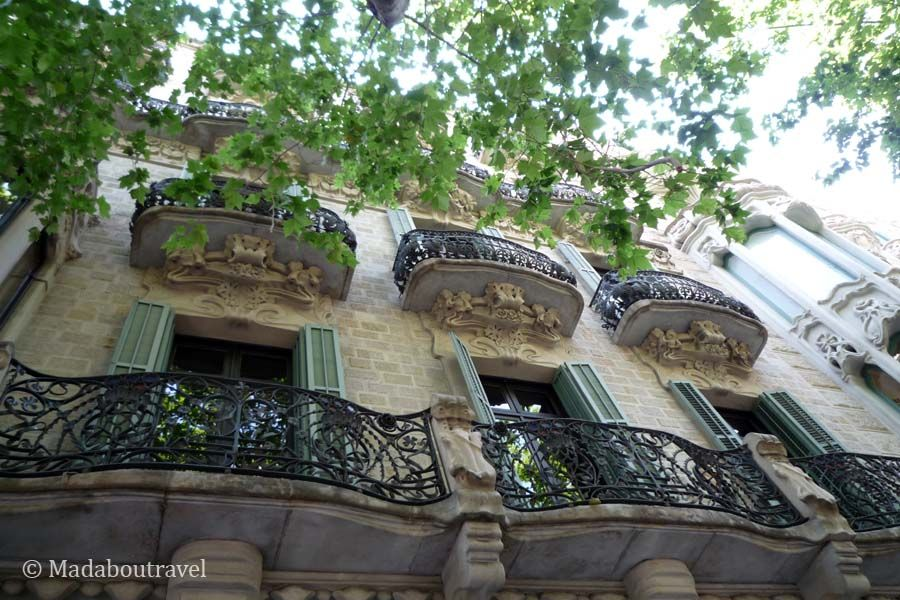 Modernismo en BarcelonaModernismo en Barcelona