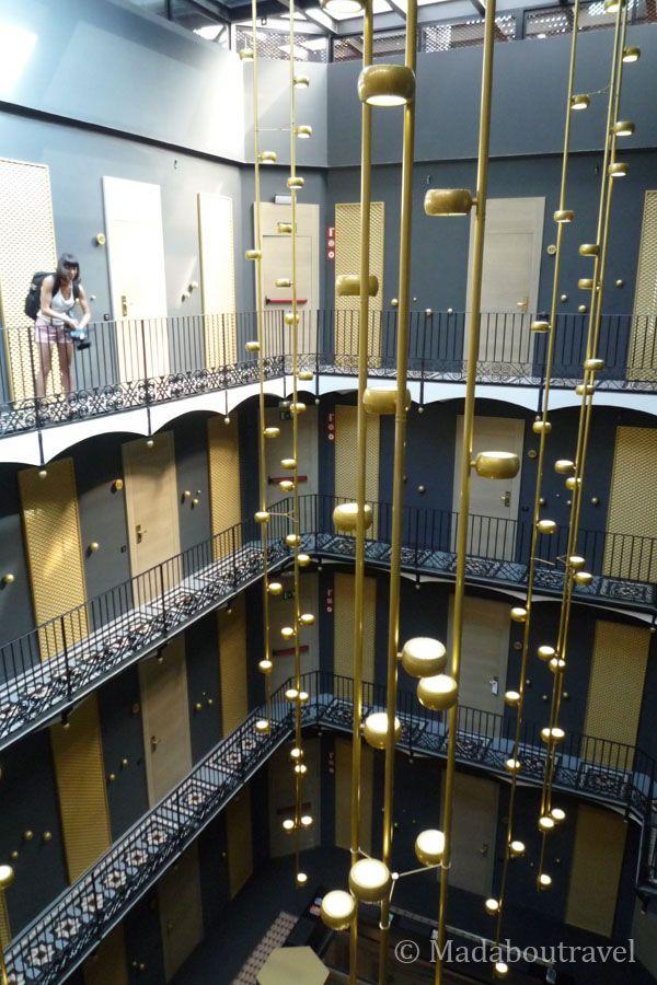 Patio del Hotel España