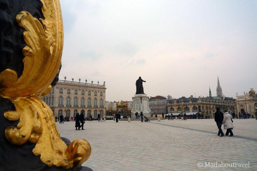 Place Stanislas de Nancy