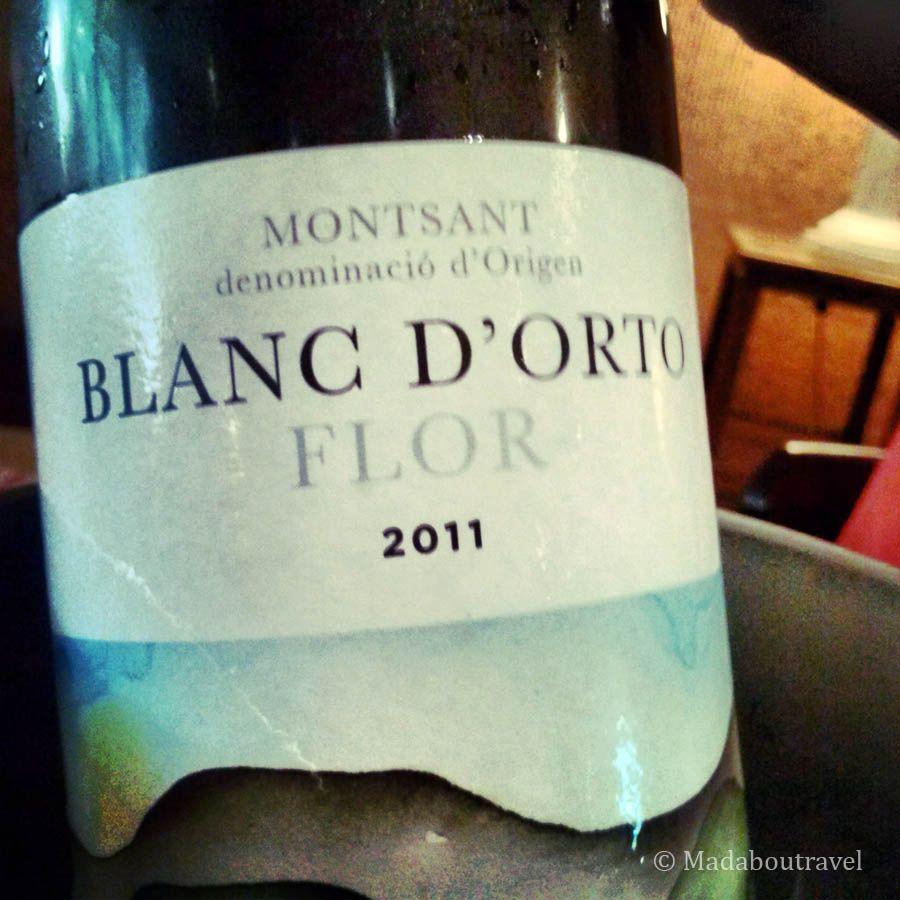 "Vino ""Blanc d'Orto"""