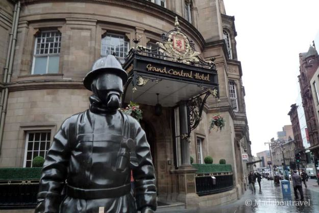 Glasgow Grand Central Hotel