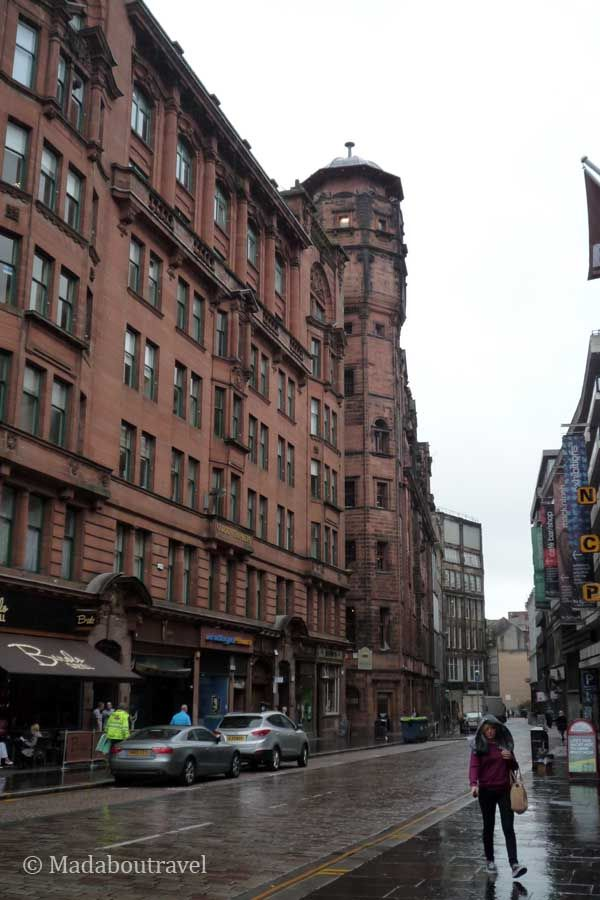 Glasgow Herald Building