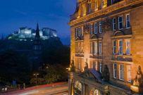 El Hotel Caledonian, perfectamente ubicado