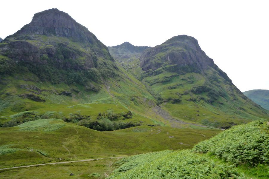 Ruta de dos días por las Highlands: Glencoe, Fort William y el Lago Ness