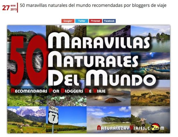 Naturaleza y viajes