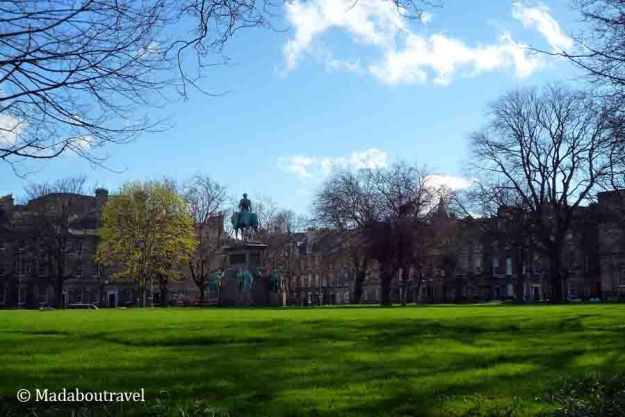 Charlotte Square Edimburgo